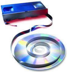 Total Media, Inc. VHS to DVD conversion service