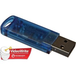VideoWrite 500 Disc Credit Copy Protection Dongle
